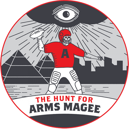 The Hunt for Arms Magee Escape Room