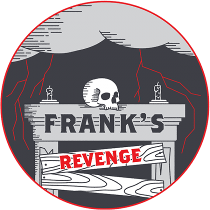 Frank's Revenge Escape Room