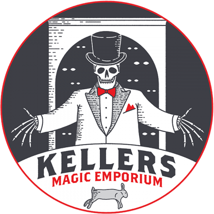 Keller's Magic Emporium Escape Room